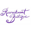 Recruitment boutique